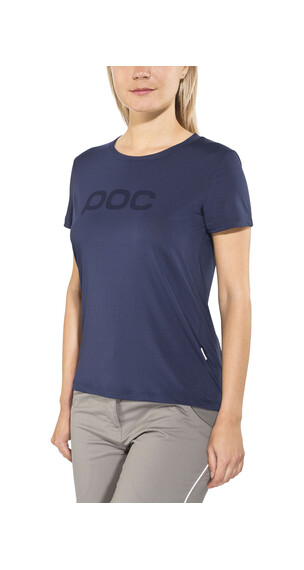 POC Trail Light Tee Women boron blue